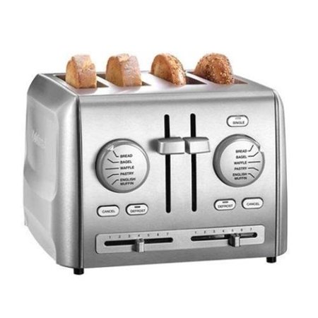 Cuisinart Custom Select 4-Slice Toaster CPT-640