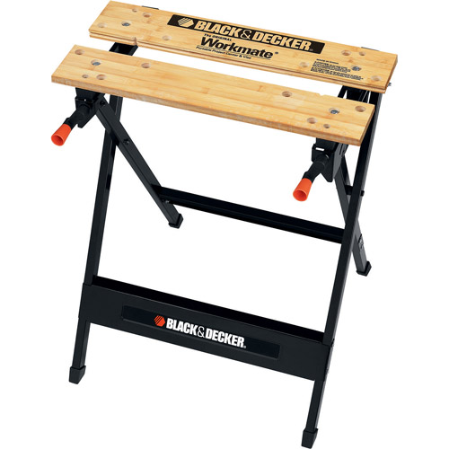 BLACK+DECKER™ WM125 Workmate® 350-Pound Capacity Portable Work Bench