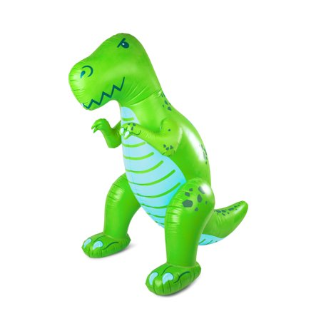 BigMouth Inc Ginormous Inflatable Green Dinosaur Yard Summer