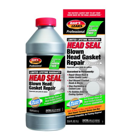Bar's Leaks Head Gasket & Cooling Sealant