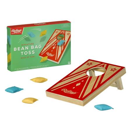 House of Novelties Miniature Bean Bag Toss Carnival Game - Carnaval Games