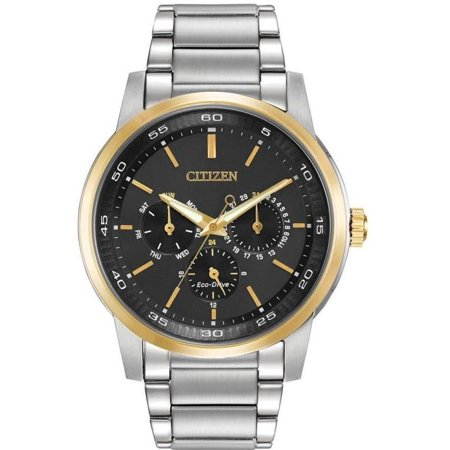 Eco-Drive Chronograph Men's Watch, BU2014-56E