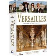 Versailles Trilogy - 4-DVD Box Set ( Versailles, le rêve d'un roi / Louis XV, le soleil noir / Louis XVI, l'homme qui ne voulait pas être roi ) ( Versailles: The Dream of a King / Louis XV, The Black