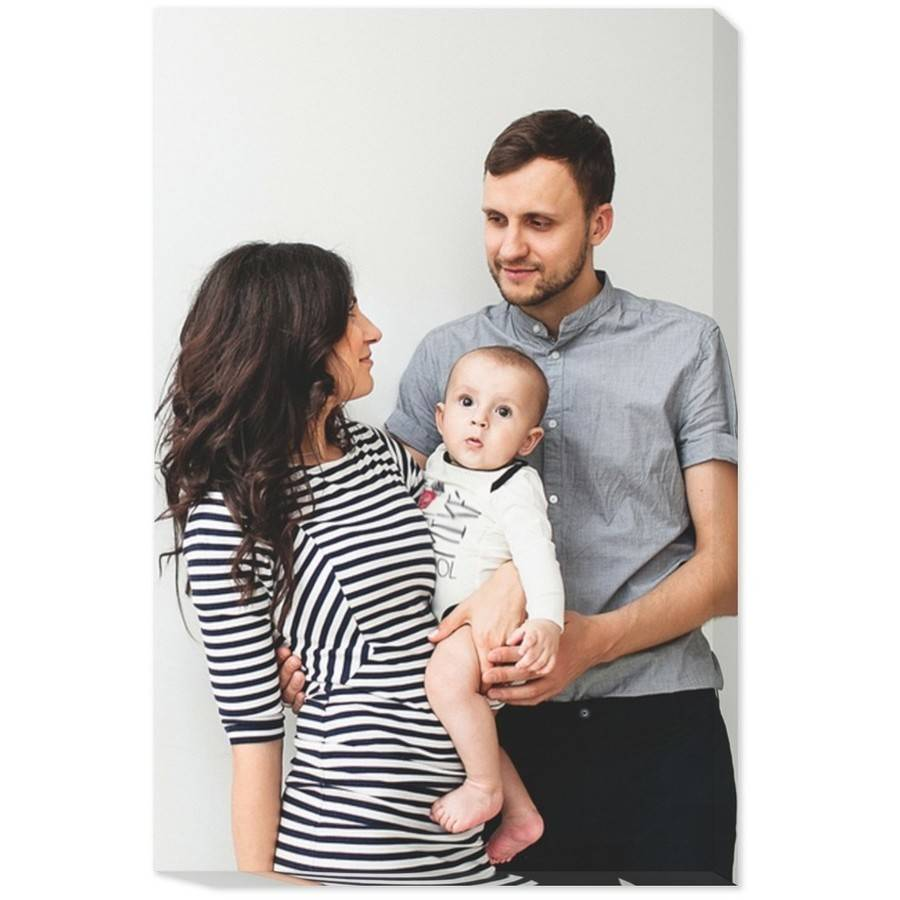 20x30 Gallery-Wrapped Photo Canvas