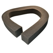 """HQRP Foam Air Conditioner Insulating Seal for Duck Brand 284423 Replacement, 2 1/8"""" x 2 1/8"""" x 43"""""""