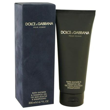 DOLCE & GABBANA by Dolce & Gabbana Shower Gel 6.8 oz for Men Dolce & Gabbana Gel Shower Gel