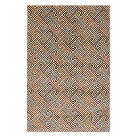 Mohawk Home Dryden Urban Planner Area Rug with SmartStrand