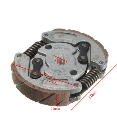 Clutch Assembly For 94-01 KTM 50 Morini Franco Junior Senior JR SR SX PRO Engine - image 4 of 11