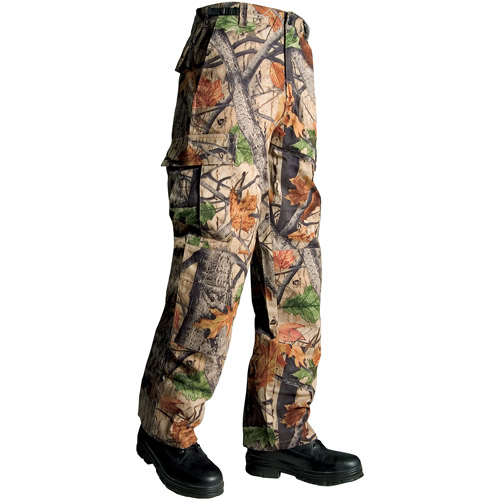 Wooden Trail 6-Pocket Twill Pants, Big Game Camo