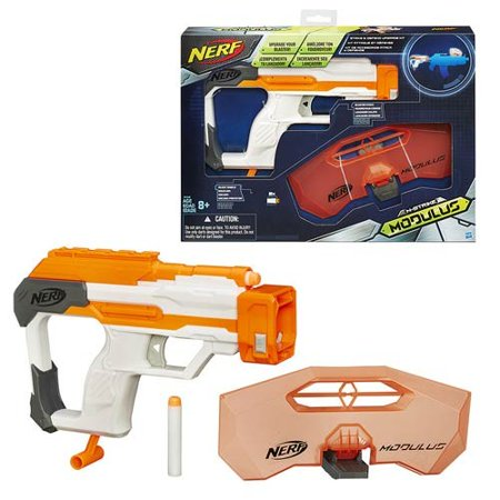 Nerf Armor Case (Nerf Modulus Strike and Defend Upgrade Kit (Number of Pieces per case: 4) )