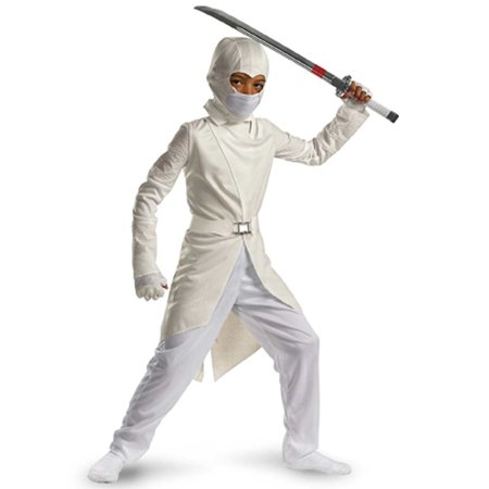 Child Deluxe G.I. Joe Storm Shadow Costume Disguise 50557