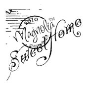 "Cozy Family Cling Stamp 6""X2.75"" Package-Sweet Home"