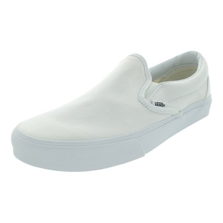 VANS CLASSIC SLIP ON SKATE SHOES - Boys Vans Slip Ons