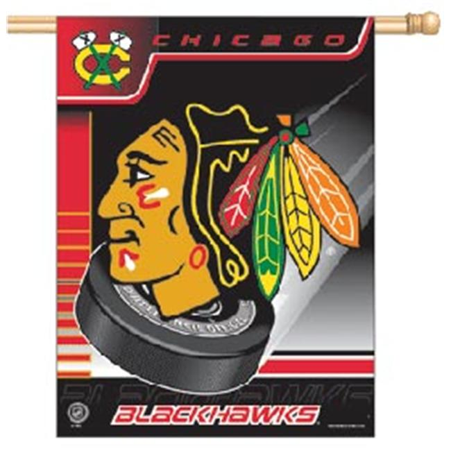 Chicago Blackhawks 27''x37'' Banner