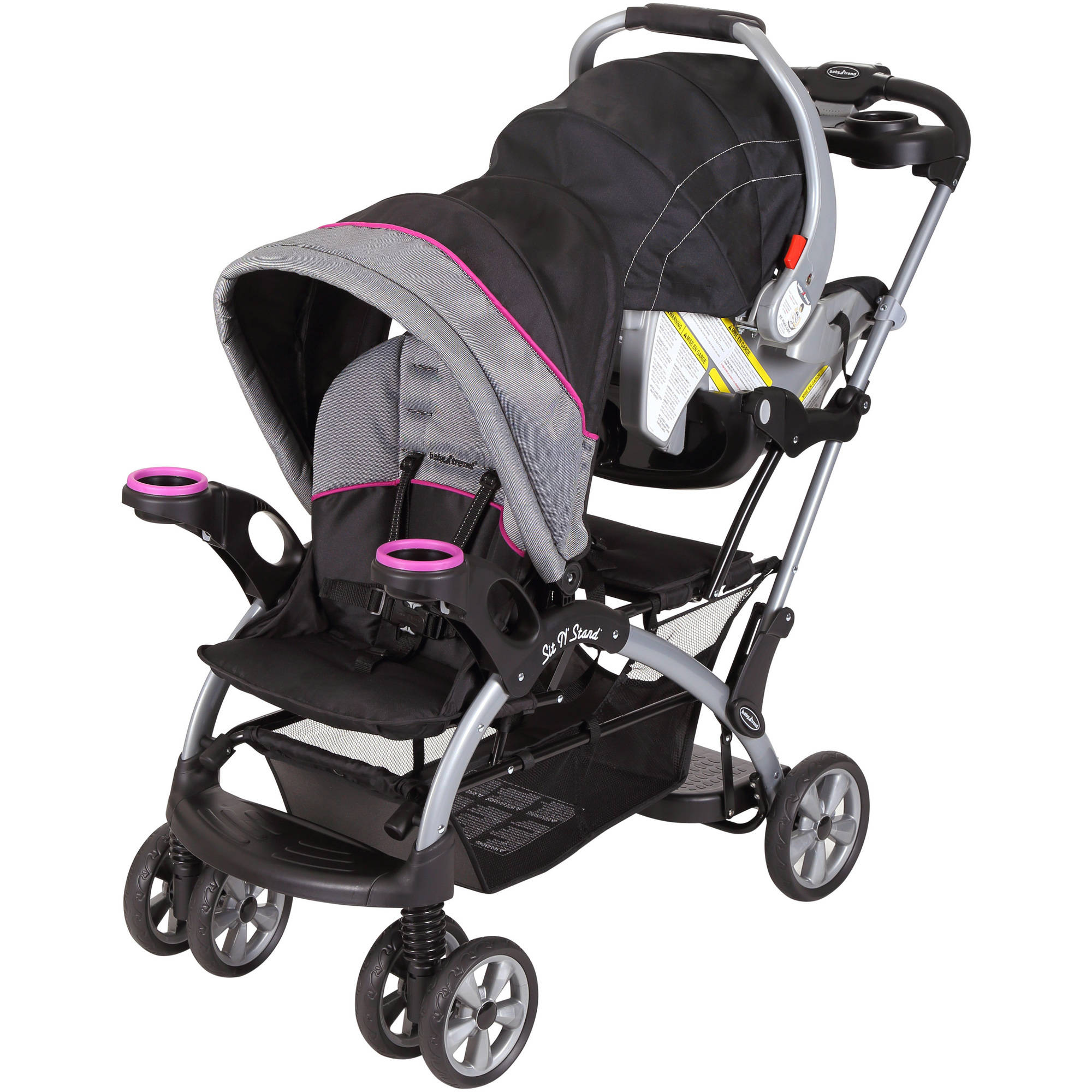 baby strollers for two Sit 'N Stand Ultra Double Stroller