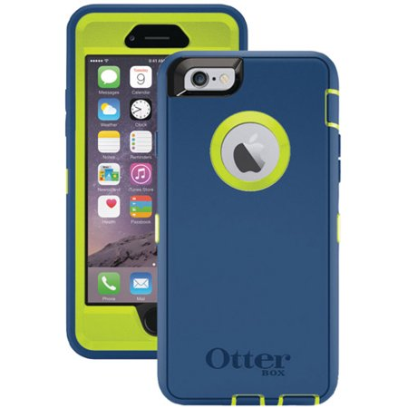 the best attitude 908bc 9199f iPhone 6 Otterbox case defender series