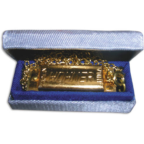 Hohner Mini Diatonic Harmonica, Key of C