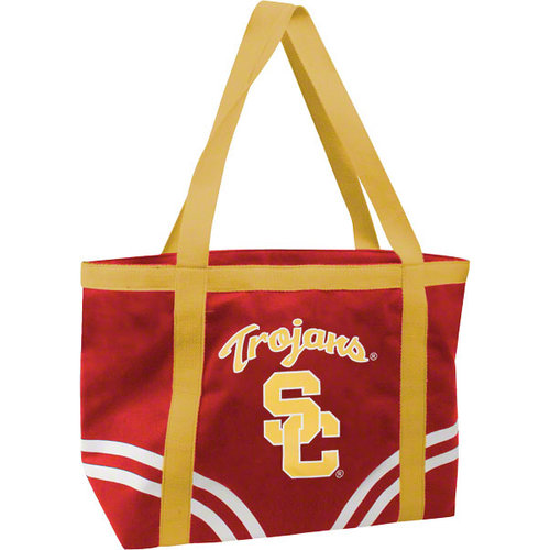 NCAA - USC Trojans Canvas Tailgate Tote