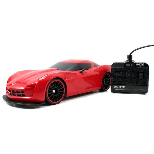 Big Time Muscle 1:16 Radio-Controlled Vehicle