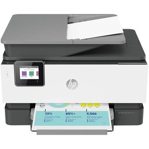 HP Officejet Pro 9010 Inkjet Multifunction Printer Color (Hp Color Multifunction Officejet 6962 Printer Review)