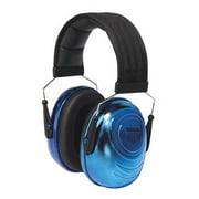 TASCO Ear Muff,25dB,Over-the-Head,Blue, 2557B