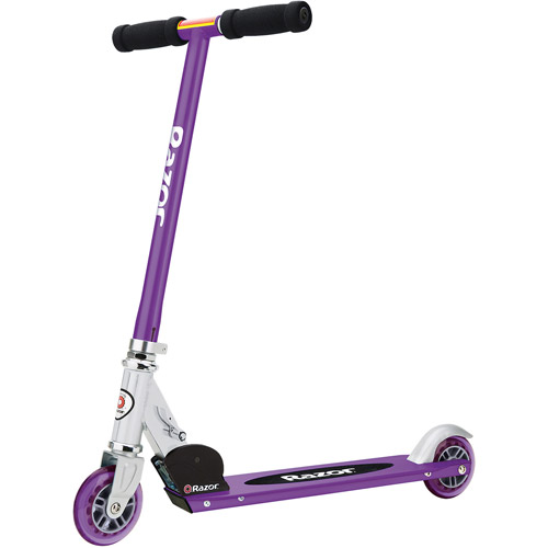 Razor S Scooter, Purple