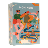 Monikers Party Game Core Game