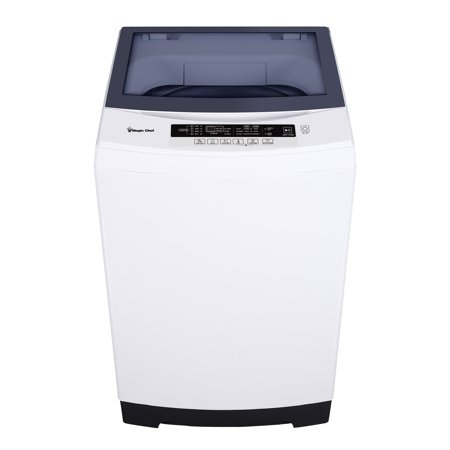 Magic Chef 3.0 cu ft Topload Compact Washer, White