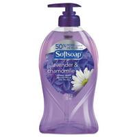 Liquid Hand Soap Pumps, Lavender & Chamomile, 11 1/4 Oz Pump Bottle, 6/carton