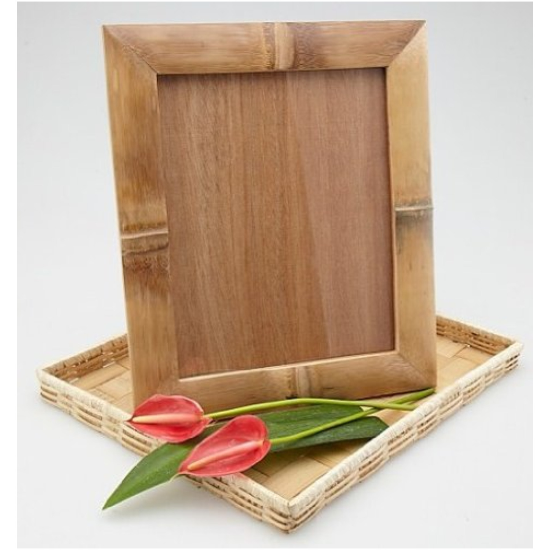 Photo Frame Bamboo Picture 4 X 6 In.