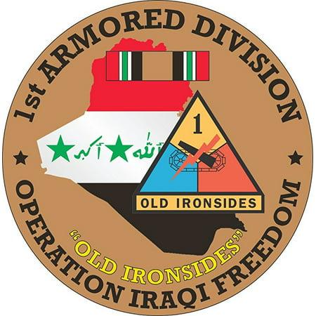 173rd Airborne Brigade Vietnam Veteran 5.5 Inch Decal ()