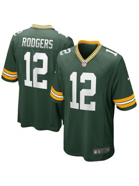 15ebc12c60cc6 Product Image Aaron Rodgers Green Bay Packers Nike Game Jersey - Green