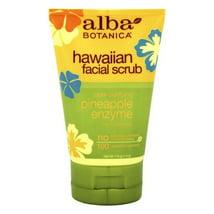 Facial Cleanser: Alba Botanica Hawaiian Facial Scrub