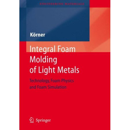 Integral Foam Molding Of Light Metals