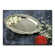 Sterlingcraft KT404S Hors D'oeuvres Oval No Polish Serving Tray