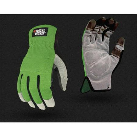 Radians BD597L Large Black & Decker Easy-fit All Purpose Glove - Pack of 1 - image 1 of 1