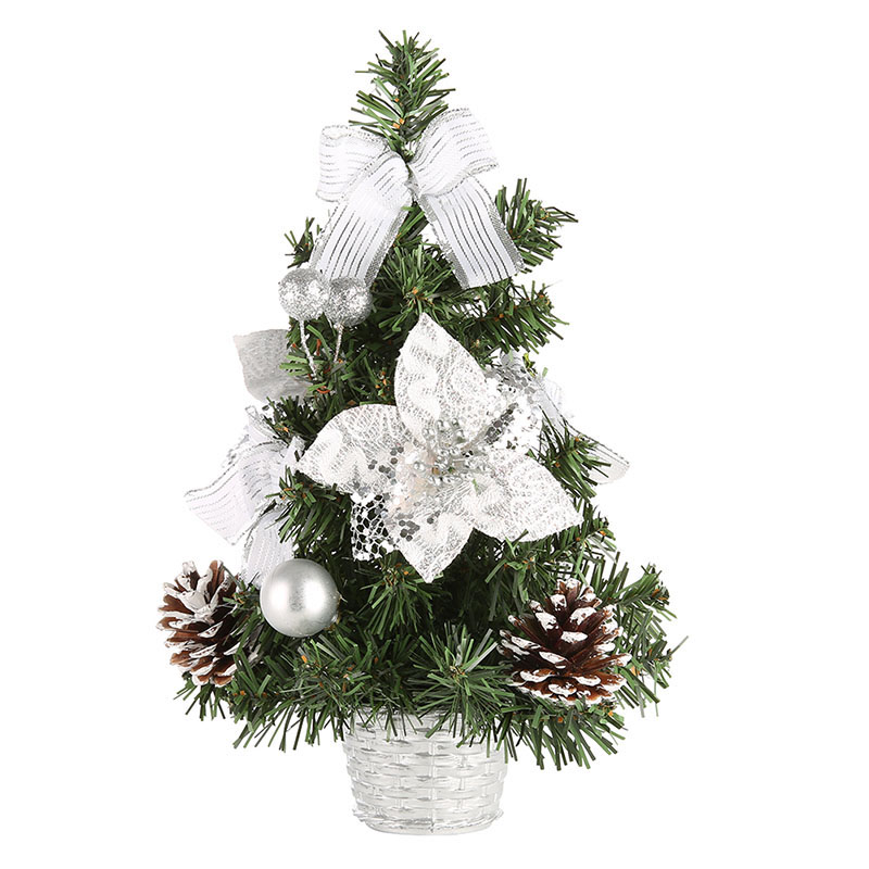 SWEETLIFE 15/20/30/40cm Christmas Decoration Merry Christmas Tree Toys Gift Home Decors