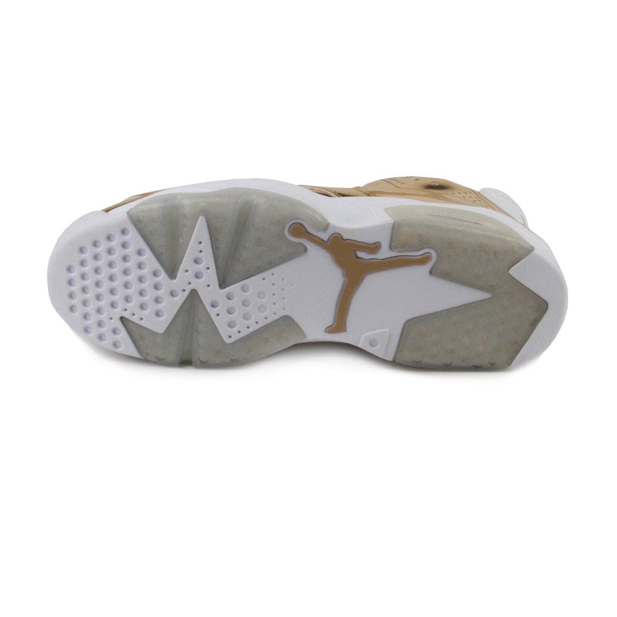 Nike Mens Pinnacle Air Jordan 6 Retro Pinnacle Mens Metallic Gold/White 854271-730 c6c3bd