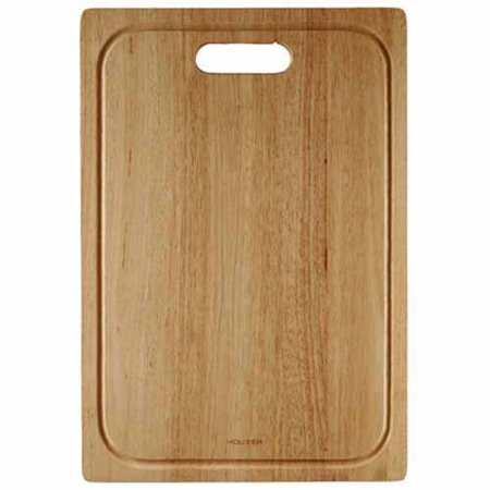 Houzer CB-4500 Endura Hardwood Cutting Board, 20.25