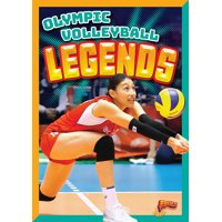 Olympic Greats: Olympic Volleyball Legends (Paperback)