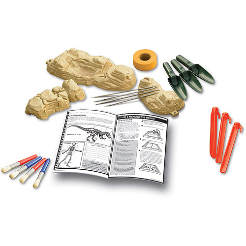 GeoSafari Classroom Dinosaur Dig Kit