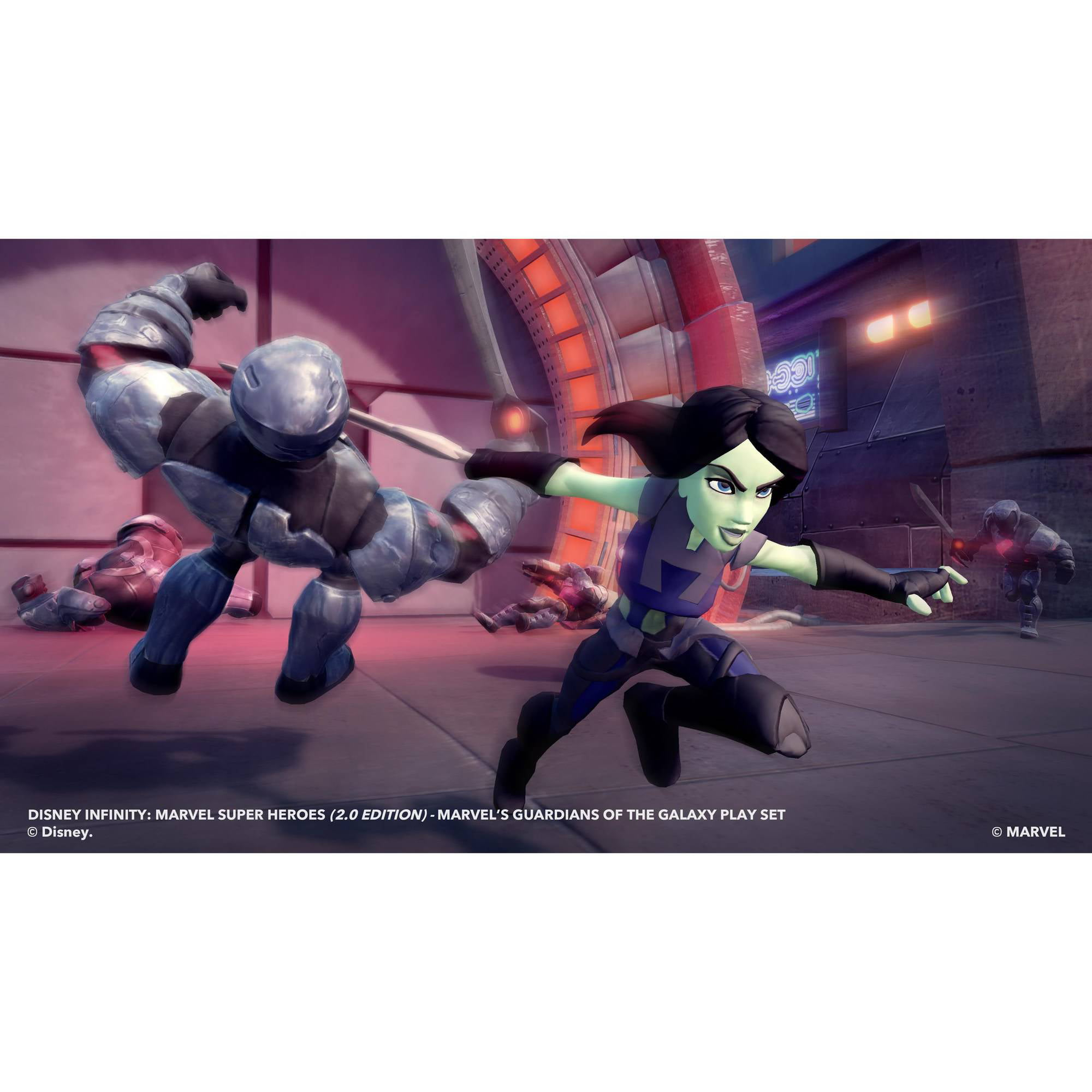 Disney Infinity Marvel Super Heroes 20 Edition Video Game