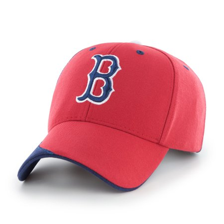 Fan Favorites  Boston Red Sox MLB Hubris Hook and Loop Hat Boston Red Sox Baseball Hat