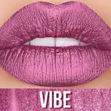 Lime Crime Velvetines Metallic Vibe