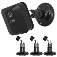 Blink XT Blink XT2 Camera Wall Mount,360 Degree Protective Adjustable Indoor Outdoor Mount for Blink XT Outdoor Camera Security System(Black)-3PACK Black-3PACK NEW