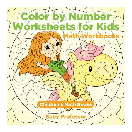 Color by Number Worksheets for Kids - Math Workbooks Children's Math Books](Halloween Math Worksheets Grade 6)