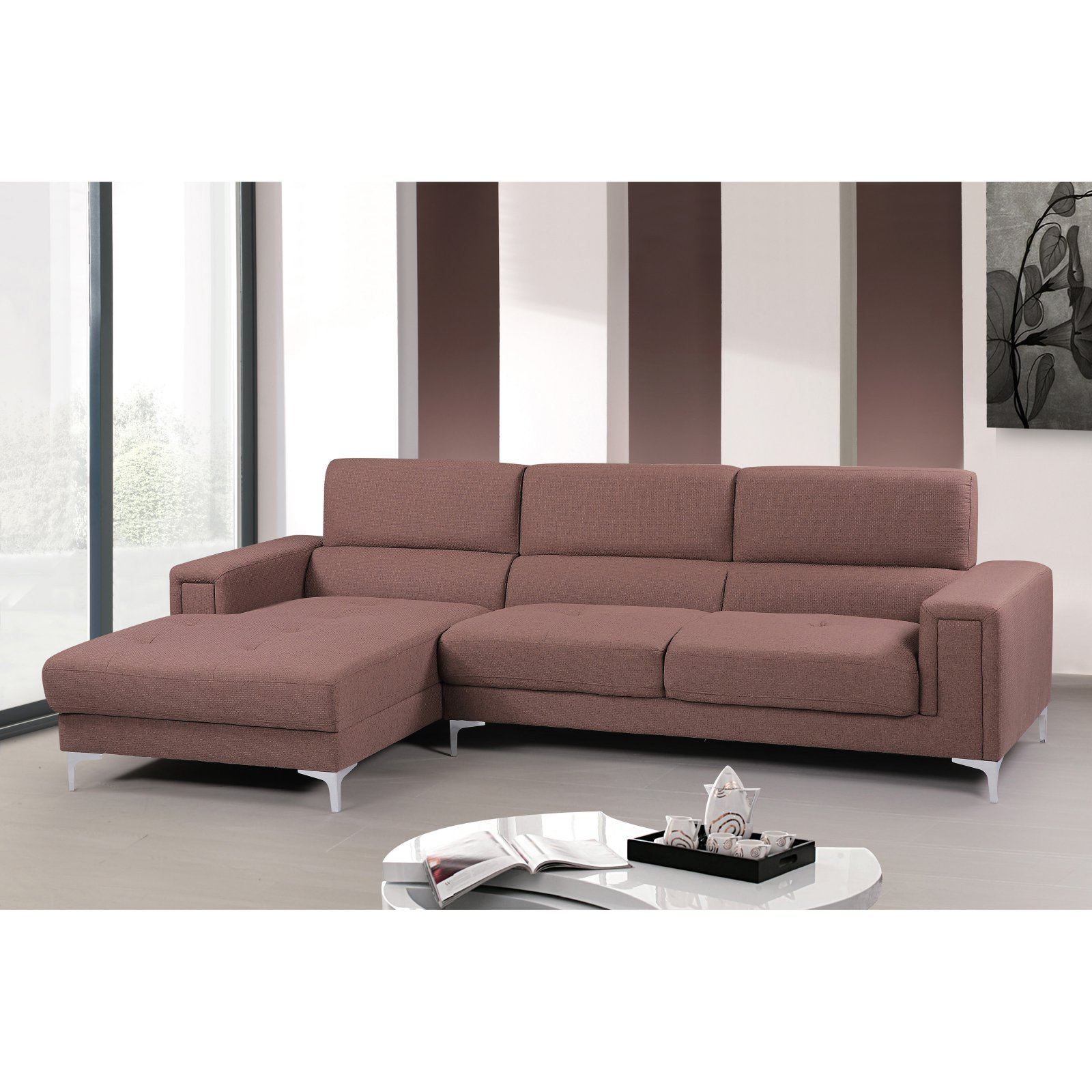 US Pride Furniture Sydney Sectional Sofa