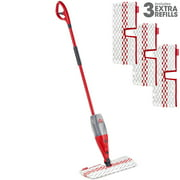 O-Cedar ProMist MAX Mop with 3 Extra Refills