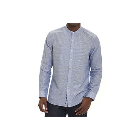 robert graham dogtown sport shirt - indigo