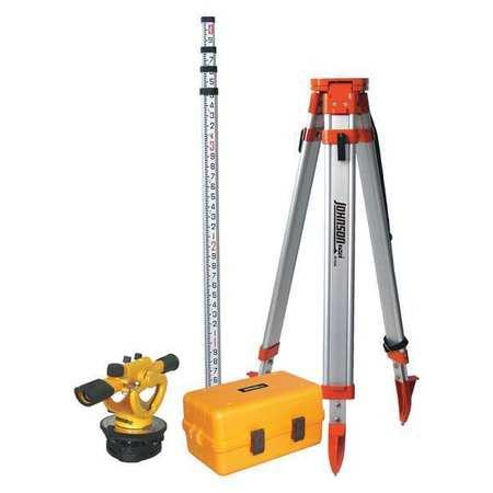 Johnson Builders Transit Level Kit, 40-6912